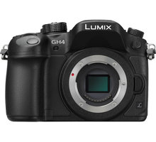 Panasonic Lumix DMC-GH4 + objektiv 14-140mm - DMC-GH4HEG-K