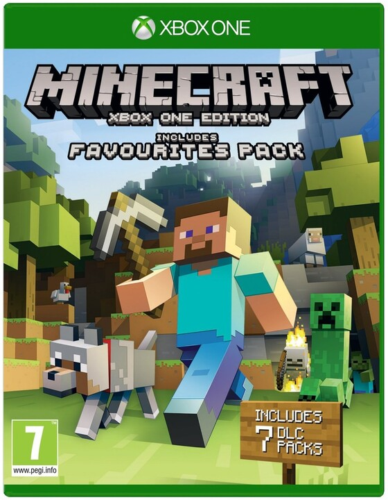 Minecraft: Favorites Pack (Xbox ONE)