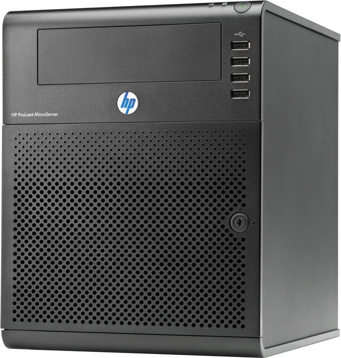 hp microserver g7 proliant n54l 2gb 150w 704941 421. Black Bedroom Furniture Sets. Home Design Ideas