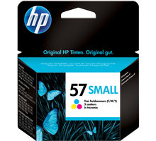 HP C6657GE, barevná, č. 57, malá