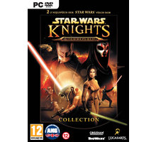 Star Wars: Knights of the Old Republic Collection - PC - PC - CGD3287