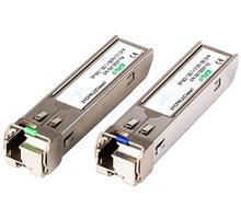 Dell optický modul SFP, 1Gbit, WDMB 1550, 1310, 20km, Dell kompatibilní OEM - SFP-1G-WDMB-20KM-D