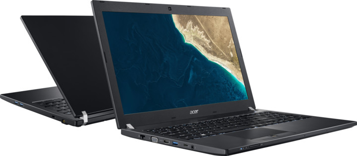 Acer TravelMate P6 (TMP658-G2-MG-52R5), černá