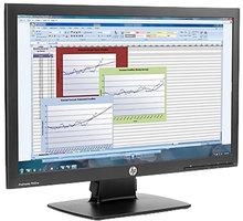 """HP P222va - LED monitor 22"""" - K7X30AA"""