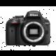 Nikon D3400 + 18-105 VR, černá