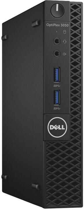 Dell OptiPlex 3050 Micro, černá