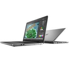 Dell Inspiron 17 (5758), stříbrná - 5759-2392