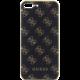 Guess 4G 2017 Soft Pouzdro Black/Gold pro iPhone 7 Plus
