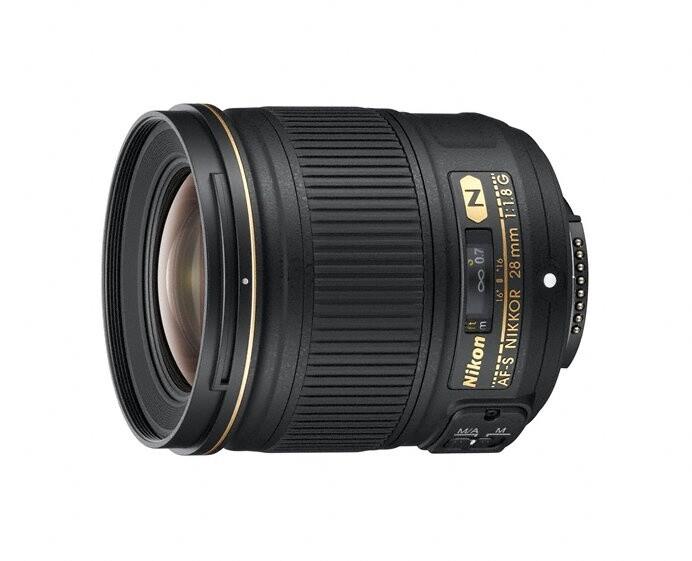 Nikkor AF-S FX 28mm f/1,8G