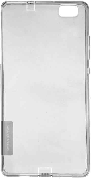 Nillkin Nature TPU pouzdro pro Huawei Ascend P8 Lite, šedá