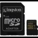 Recenze: Kingston Micro SDHC class 10 UHS-I – když záleží na rychlosti i ceně