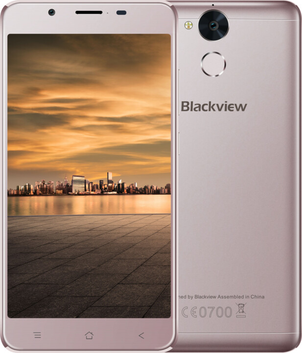iGET BLACKVIEW GP2 - 64GB, mocha