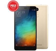 Xiaomi Note 3 - 16GB, zlatá - 472230