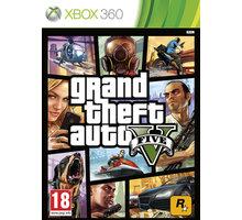 Grand Theft Auto V - X360 - 5026555258050