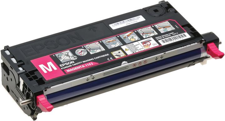 Epson C13S051163, purpurový