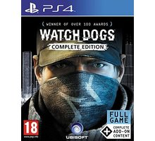 Watch Dogs: Complete Edition (PS4) - 3307215887332