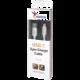 ADATA USB-C TO 3.1 A kabel, 100cm, hliníkový