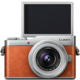 Panasonic Lumix DMC-GX800, hnědá + 12-32 mm