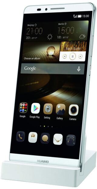 Huawei nabíjecí dock pro Mate 7, bílá