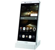 Huawei nabíjecí dock pro Mate 7, bílá - 6901443035014