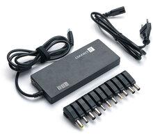 CONNECT IT Notebook Power univerzální adaptér s displejem 90 W - CI-134