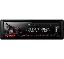 Pioneer MVH-190UB + USB flash Pioneer 4GB v ceně 99 Kč
