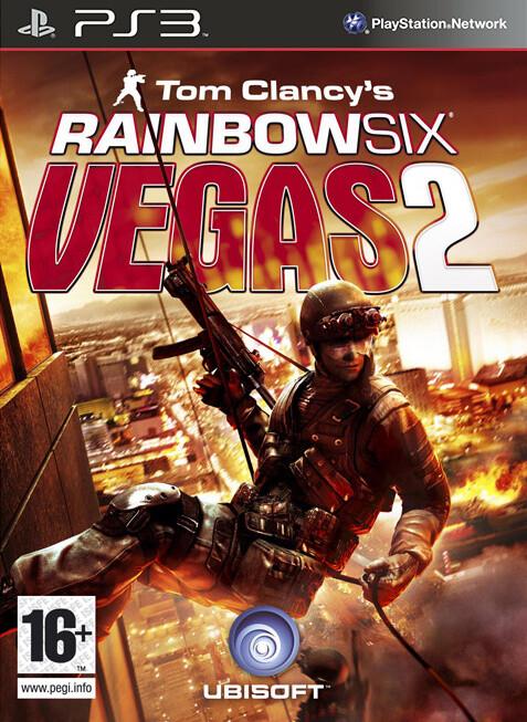 Rainbow Six: Vegas 2 (PS3)