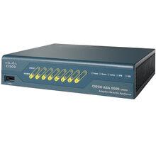 Cisco ASA 5505 Firewall Edition bundle, bezpečnostní zařízení - ASA5505-SEC-BUN-K9