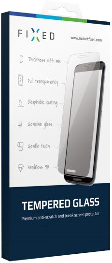 FIXED ochranné tvrzené sklo pro Sony Xperia M2, 0.33 mm