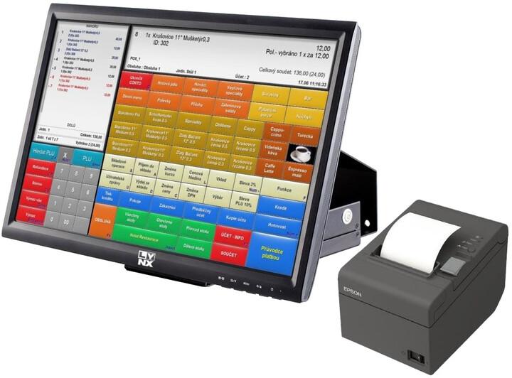 LYNX AiO CONTO STANDARD pokladní systém