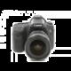 Easy Cover silikonový obal pro Canon 7D, černá