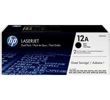 HP Q2612A, Dual Pack - ušetřete až 20% oproti standardní náplni - Q2612AD