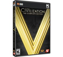 Civilization V: The Complete Edition - PC - PC