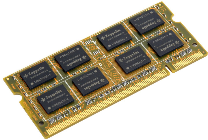 Evolveo Zeppelin GOLD 2GB DDR2 800 SO-DIMM