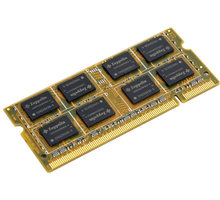 Evolveo Zeppelin GOLD 2GB DDR2 800 SO-DIMM CL 6 - 2G/800 SO EG