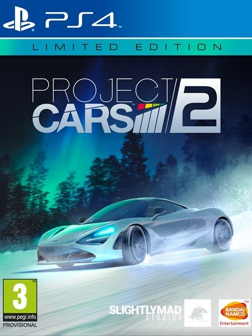 Project CARS 2 - Limited Edition (PS4)