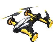 JJR/C H23 Mini Dron 2.4G 4 kanálový, 6osý gyroskop, žlutá - JJRC H23 yellow