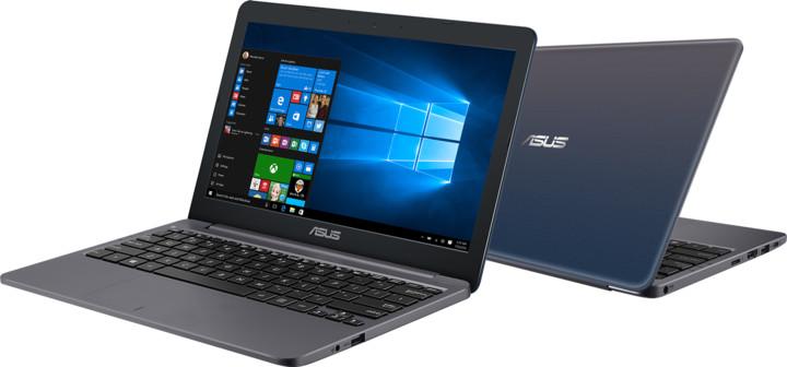 ASUS VivoBook E203NAH, šedá