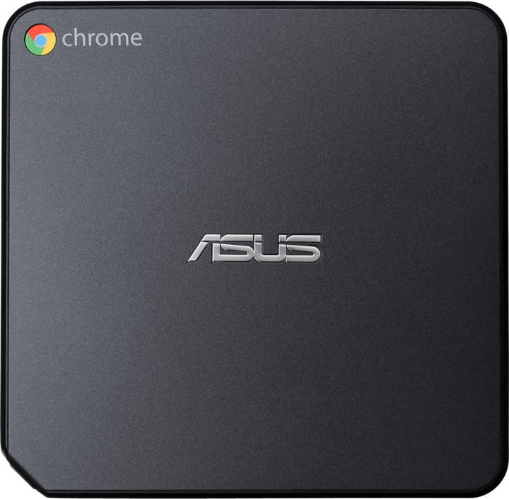 ASUS Chromebox 2 (G086U), černá