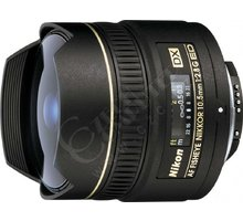Nikkor 10.5mm f/2.8G ED DX Fisheye - JAA629DA
