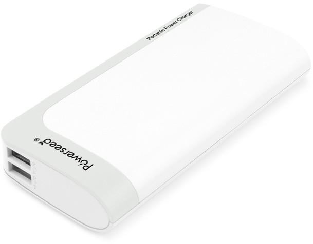 Powerseed PS-13000g, bílošedá