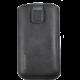 Lenovo leather case pro A706, černá