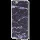 EPICO pružný plastový kryt pro iPhone 6/6S MARBLE - blue