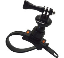 Apei Outdoor Zip Mount with Tripod Adapter for GoPro 4/3+/3/2/1 - OD133