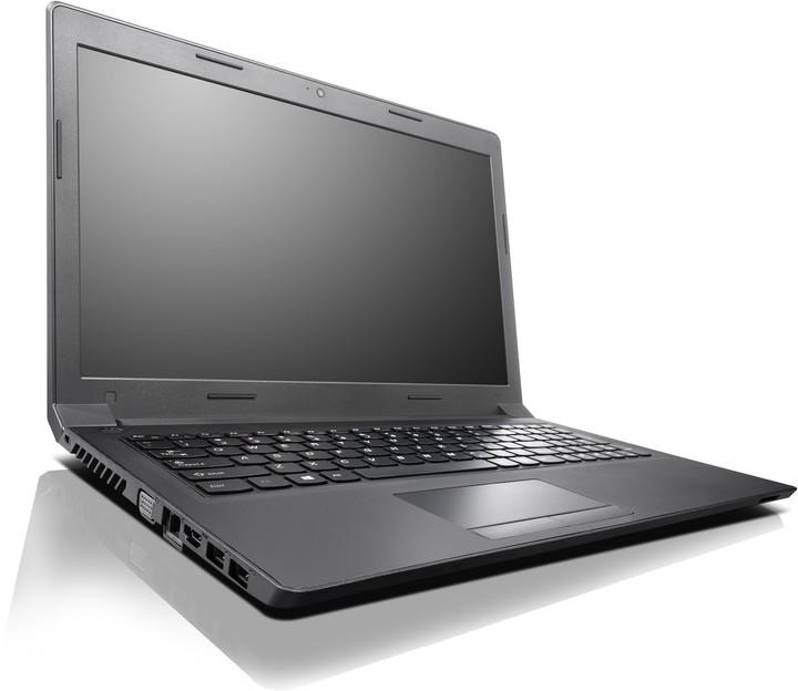 Lenovo IdeaPad B5400, černá
