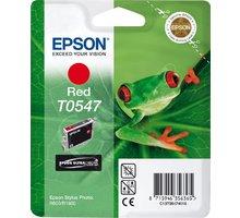 Epson C13T054740, červená - C13T05474010