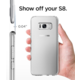 Spigen Liquid Crystal pro Samsung Galaxy S8+, clear