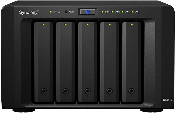 Synology DS1517 DiskStation