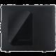CoolerMaster N400, okno, černá