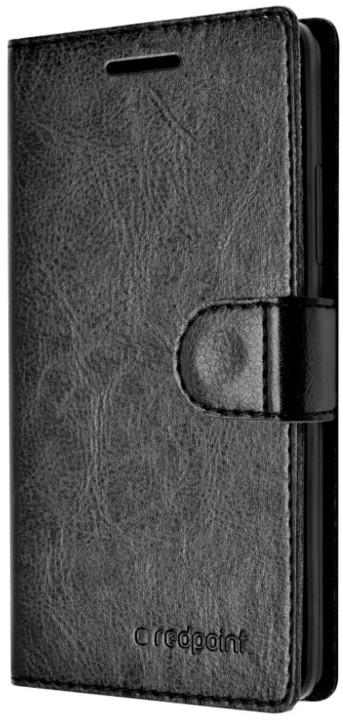 FIXED flipové pouzdro pro Lenovo Vibe S1, černá